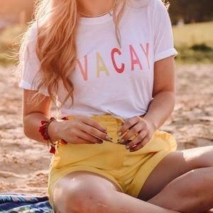 Boutique Vacay t shirt
